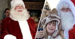 People Call For Father Christmas To Be Renamed 'Person Christmas'