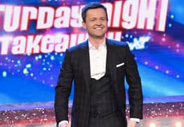 Dec Absolutely Smashed It Presenting Saturday Night Takeaway Without Ant