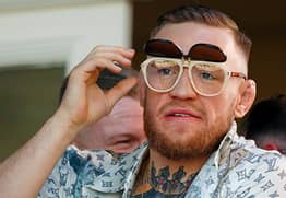 Conor McGregor Tried Celebrating Son's 1st Birthday But Everyone Was Looking At His Bulge