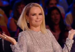 Amanda Holden Savaged By BGT Comedian Who Says 'What Everyone's Been Thinking'