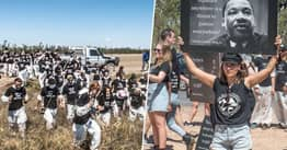 100 Vegan Protesters Invade Farm To 'Fight For Animal Liberation'