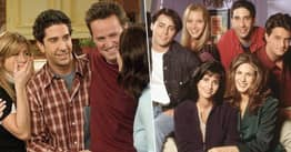 Psychologist Says Watching Friends Can Help People With Anxiety