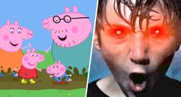 Horror Trailers Left Kids Waiting To See Peppa Pig Film 'Crying And Confused'