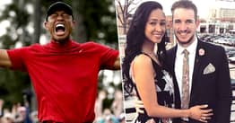Guy Bet His Wife If Tiger Woods Won The Masters He Could Call Their Son Tiger