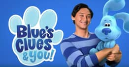 Blue's Clues Is Making Us Nostalgic As First Trailer Drops For Reboot