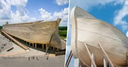 Owners Of Noah's Ark Replica Suing Insurer Over Water Damage