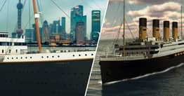 Titanic II To Sail In 2022 On Same Route As Ill-Fated Original Ship