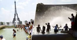 Three Swimmers Die In France As Extreme Heatwave Causes Hydrocution