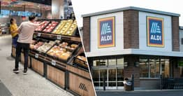 Aldi Is Scrapping All Plastic Bags In Favour Of American-Style Paper Ones
