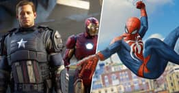 Marvel's Avengers/Spider-Man Crossover Hinted At In Insomniac Easter Egg