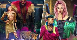 Gorgeous Cyberpunk Concept Art Revealed By CD Projekt RED