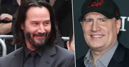 Marvel Studios' Kevin Feige Confirms Keanu Reeves In Talks To Join MCU