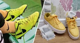 Putting Tea Bags In Your Sweaty Trainers Will Stop Them Smelling, Apparently