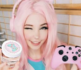 Belle Delphine Banned From Instagram For 'Breaching Community Guidelines'