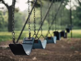Mum Warns Against Letting Kids Spin Too Long On Swings After Son Collapses While Playing