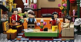 Lego Unveils Full Friends Central Perk Set