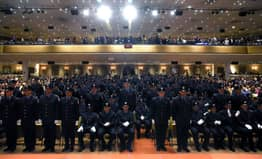 19 Graduates From NYC Fire Department Academy Are 9/11 First Responders' Children