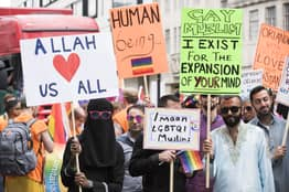 British Muslims Crowdfunding To Celebrate First Ever Pride Parade