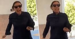 Woman Launches Into Racist Rant About 'Killing' Black People