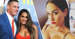 Nikki Bella Delivers Low Blow To John Cena As She Discusses Her Sex Life