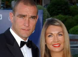Vinnie Jones Shares Last Love Letter His Wife Ever Wrote Him