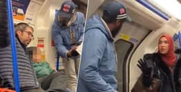Man Arrested After Jewish Family Racially Abused On London Tube