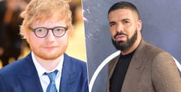 Drake And Ed Sheeran Named Most Listened To Artists Of The Decade