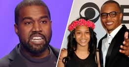 Kanye West Says T.I.'s Comments About His Daughter's Virginity Are 'God-Approved'