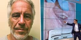 Never Before Seen Photos Of Jeffrey Epstein's Eyes 'Suggest Murder', Expert Claims