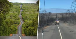 Before And After Photos Show Devastating Impact Of Australian Bushfires On Kangaroo Island