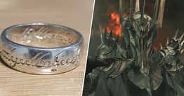 Police Looking For Owner Of The One Ring Don't Realise It Belongs To Sauron