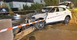 Young Groom Wrecks £60k Maserati The Day Before His Wedding