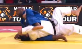 Judo Fighter Who'd Won 154 Matches In A Row Over Ten Years Finally Loses