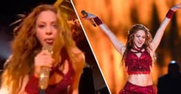 Shakira Has Become A Meme After 'Tongue Thing' During Super Bowl