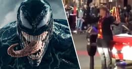 Venom 2 Set Video Gives Best Look At Woody Harrelson's Villain In Action