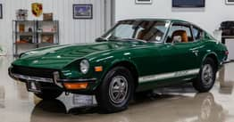 Vintage Japanese Sports Car Sells For More Than A Brand New Lamborghini