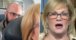 Passenger Whose Seat Was Repeatedly Hit By Man Says Air Steward Threatened Her
