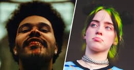 The Weeknd Just Dropped A New Album Breaking Billie Eilish's Record