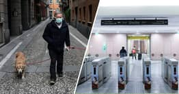 Doctors In Italy Are Not Abandoning Elderly Patients Despite What Fear-Mongers Are Saying Online