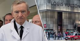Louis Vuitton Owner Making Hand Sanitiser For French Hospitals