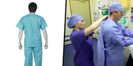 Medical Fetish Company Donates Entire Stock Of Scrubs To Local Hospital