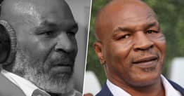 Mike Tyson Cries As He Remembers 'The Monster' He Used To Be