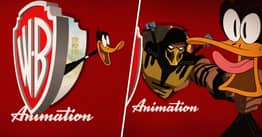 Daffy Duck Met Scorpion From Mortal Kombat In Crossover Animation And It Didn't End Well