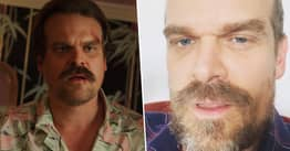 Stranger Things' David Harbour Just Gave Out His Mobile Number And Wants You To Text Him