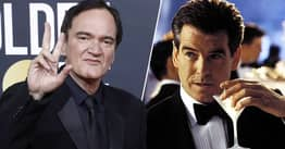 Pierce Brosnan Says Quentin Tarantino Drunkenly Pitched Him A James Bond Movie