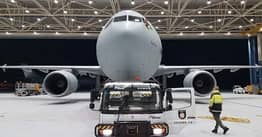 Germany Sends 'Flying Hospital' Plane To Italy To Help Coronavirus Patients