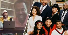 The Fresh Prince Of Bel-Air Original Cast Members Reunite For First Time Since 1996