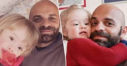 Single Gay Man Adopts Girl With Down's Syndrome After She's Rejected By 20 Families