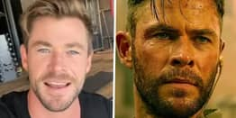 Chris Hemsworth 'Stoked To Jump Back Into' Potential Extraction Sequel