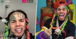 Tekashi 6ix9ine Breaks Instagram Record With Rant Defending Cooperation With Feds